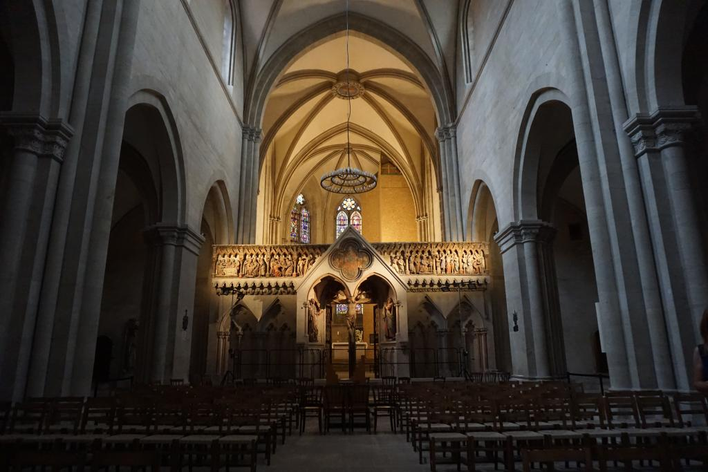 UNESCO Site Naumburg Cathedral - Examples of Romanesque Architecture in Germany