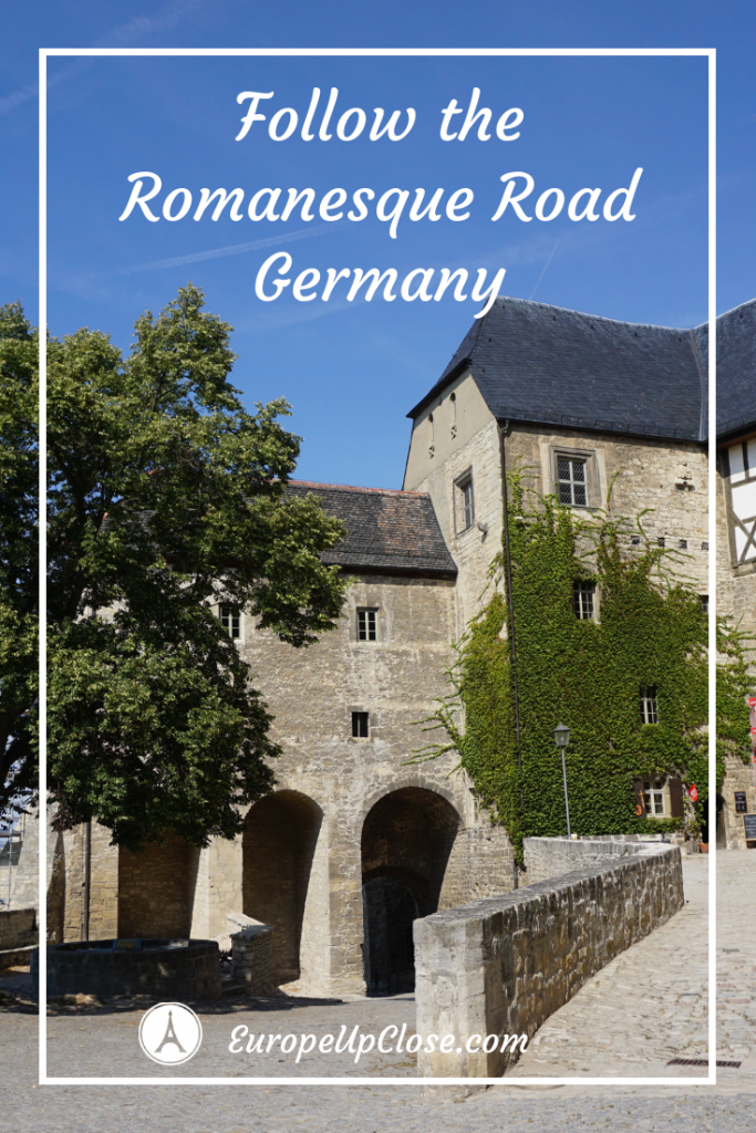 Romanesque Road in Germany - TRANSROMANICA - Best Examples of Romanesque Architecture in Germany - Saxony-Anhalt