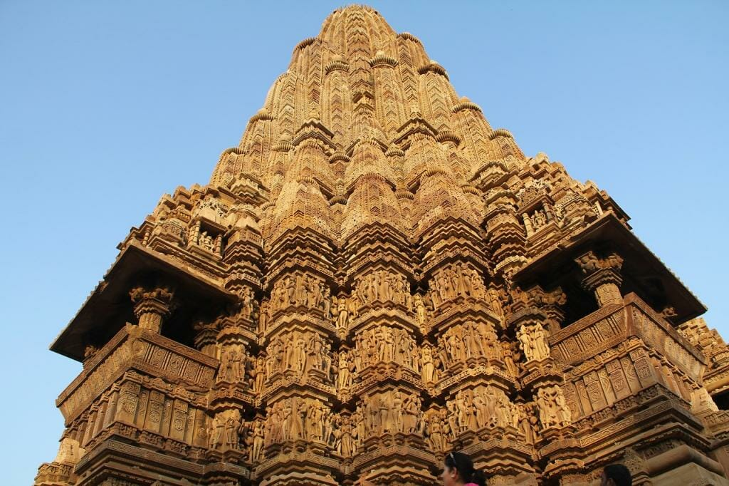 Khajuraho Group of Monuments UNESCO Site - Madhya Pradesh Tourist Places