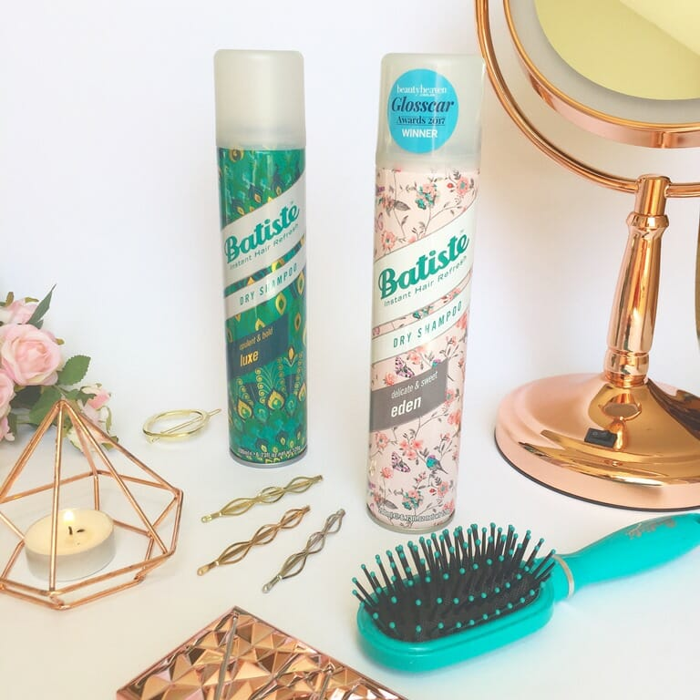 Holiday Packing List Items: Dry Shampoo