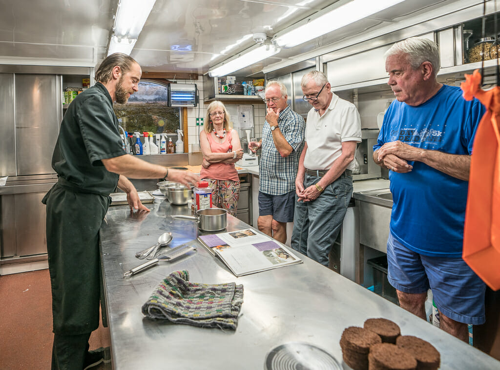 Mastering the Art of French cooking - Cooking Class with Chef Holly - Food Travel with EuropeanWaterways