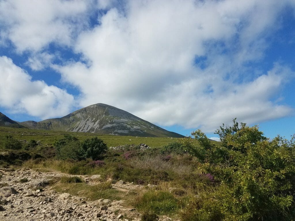 This is the mountian to climb for your Croagh Patrick Pilgrimage