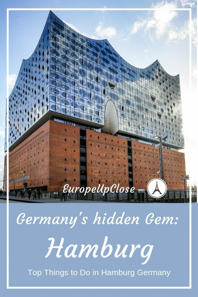 Pin for Things to Do in Hamburg Germany - Hamburg Itinerary
