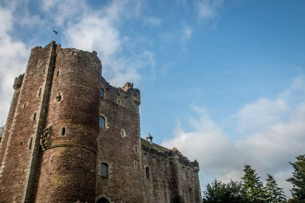 Doune Castle Scotland - Winterfell Game of Thrones