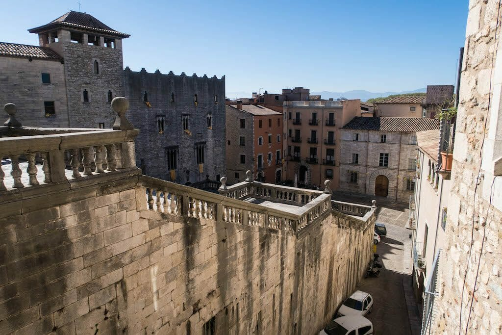 Old Town of Girona - Sept of Baelor/Braavos