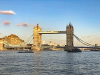 London Tower Bridge during golden hour - Europe Travel Deals