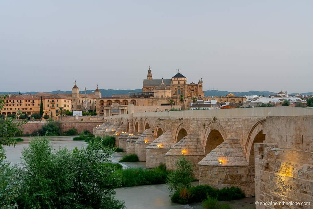 The Long Bridge in Cordoba was featured as Volantis in Game of Thrones