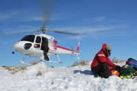 Helicopter Rescue - Travel Insurance - Longterm travel insurance