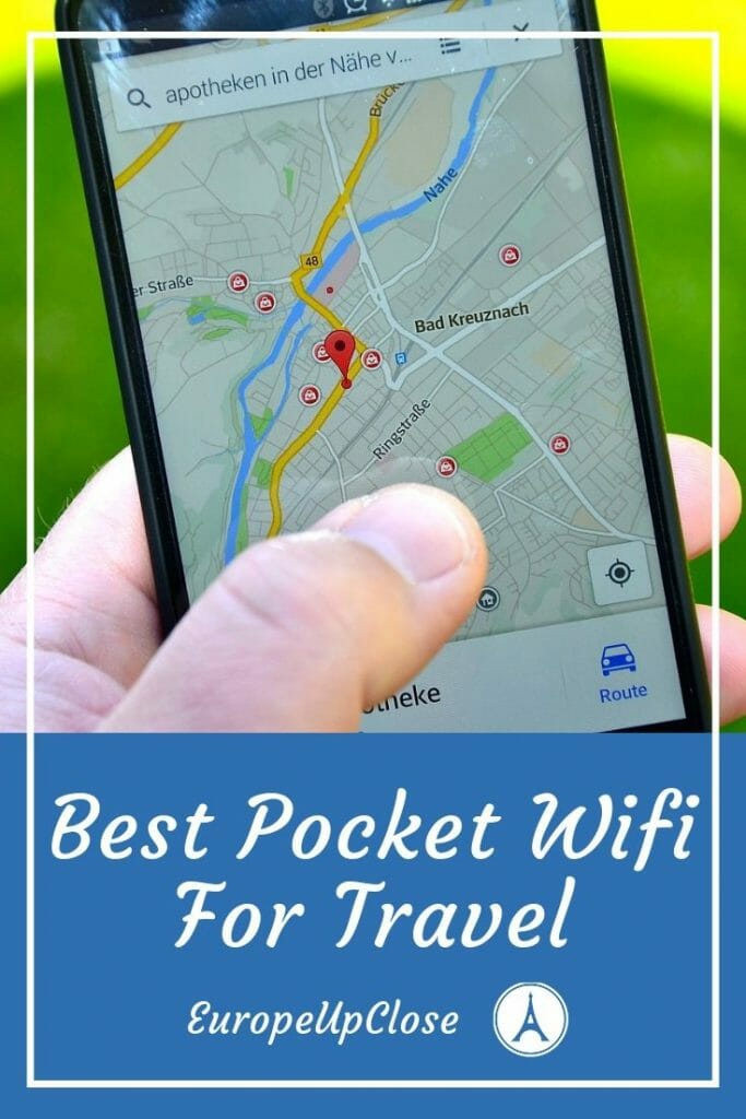 Pin for Best Pocket Wifi for Travel