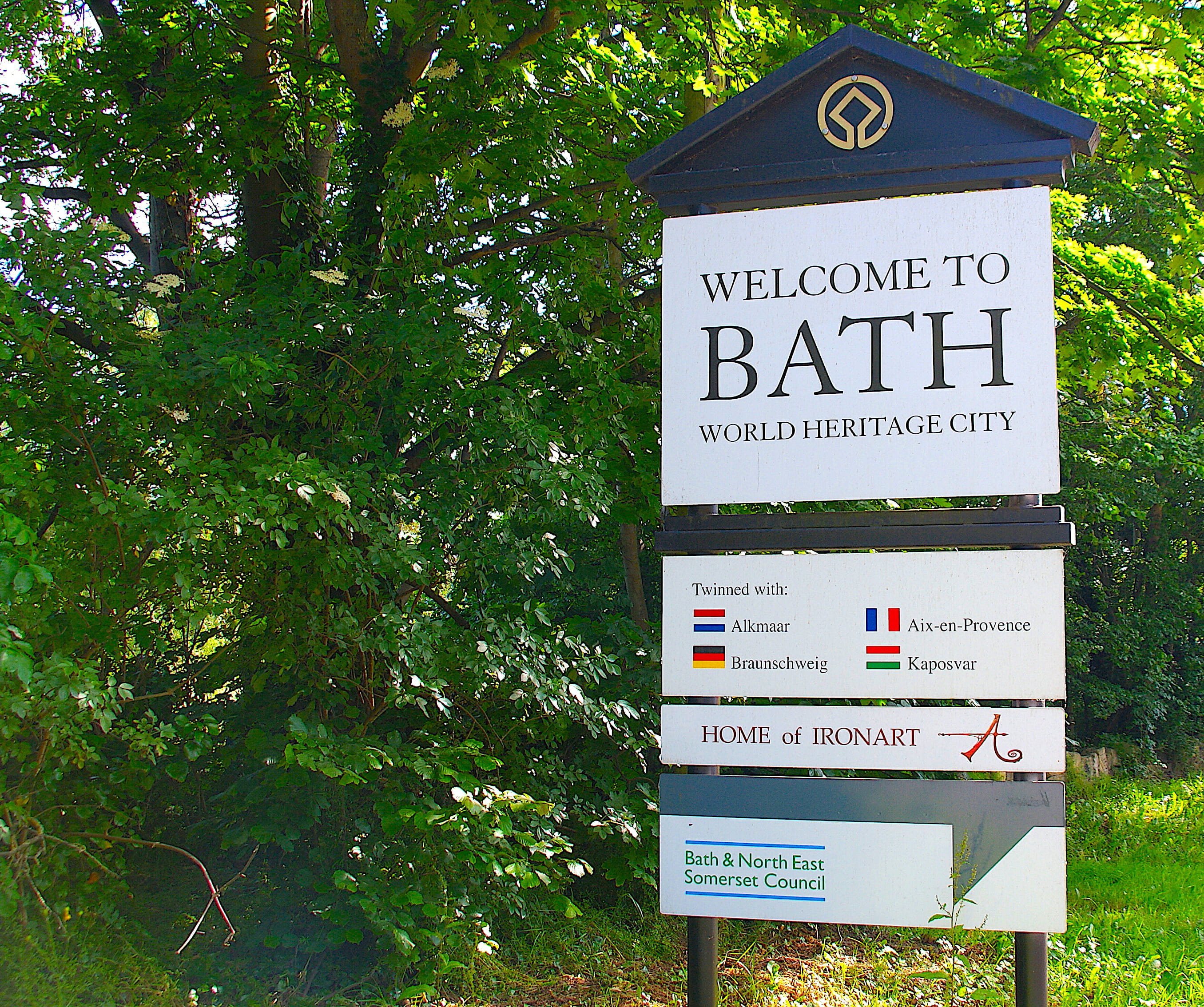 Welcome To Bath - World Heritage City