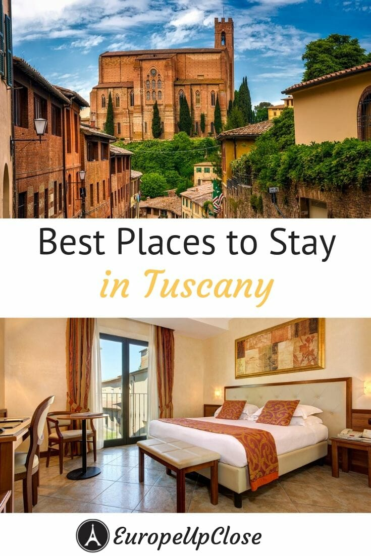 Click here to discover where to stay in Tuscany- Best Towns & Hotels in Tuscany: From luxury hotel suites to gorgeous villas in the countryside, here you'll find your perfect place to stay in Tuscany. #europetrip #europetravel #europeitinerary #traveltips #travel #italytrip #italytravel #luxurylifestyle #luxurytravel #tuscany #tuscanyitaly #italy #italiancountryside #wheretostayintuscany #luxuryhotel #luxuryhotels #airbnb #italian #hotels #hotel