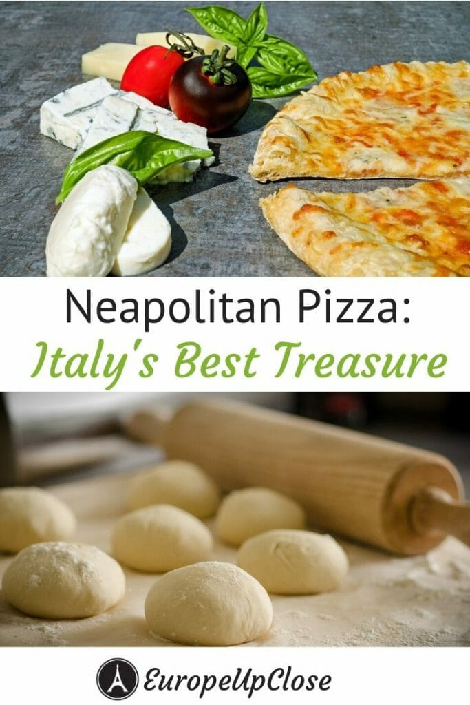 Click here to read all about Italy's culinary treasure; the Neapolitan Pizza! Discover its history and what makes it truly authentic. #europetrip #europetravel #europeitinerary #traveltips #travel #italytrip #italytravel #luxurylifestyle #luxurytravel #naples #naplesitaly #italy #southerneurope #neapolitanpizza
