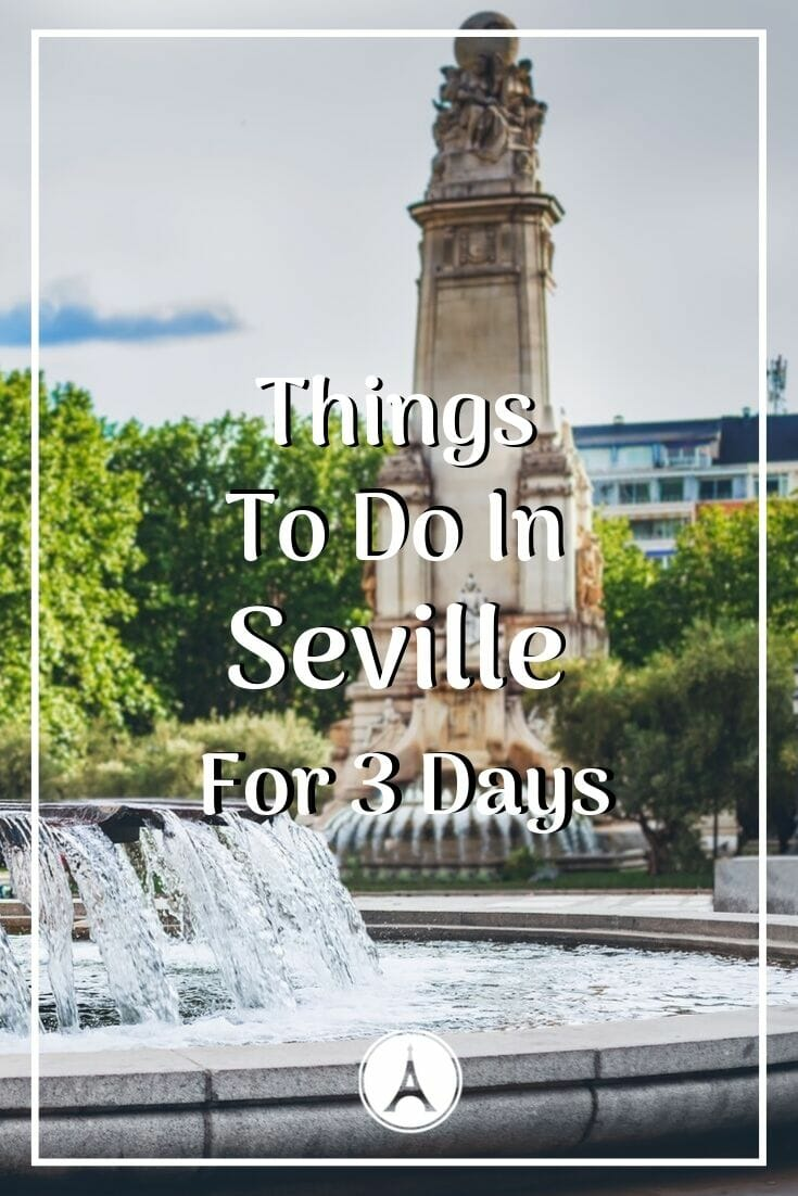 Read this to explore what you can do in 3 days in Seville. Watch the mesmerizing Flamenco dancers as you munch on local delicacies after a day of adventure #europetrip #europetravel #europeitinerary #traveltips #travel #Spaintrip #spaintravel #luxurylifestyle #luxurytravel #seville #sevillespain #spain #southerneurope #tripstospain