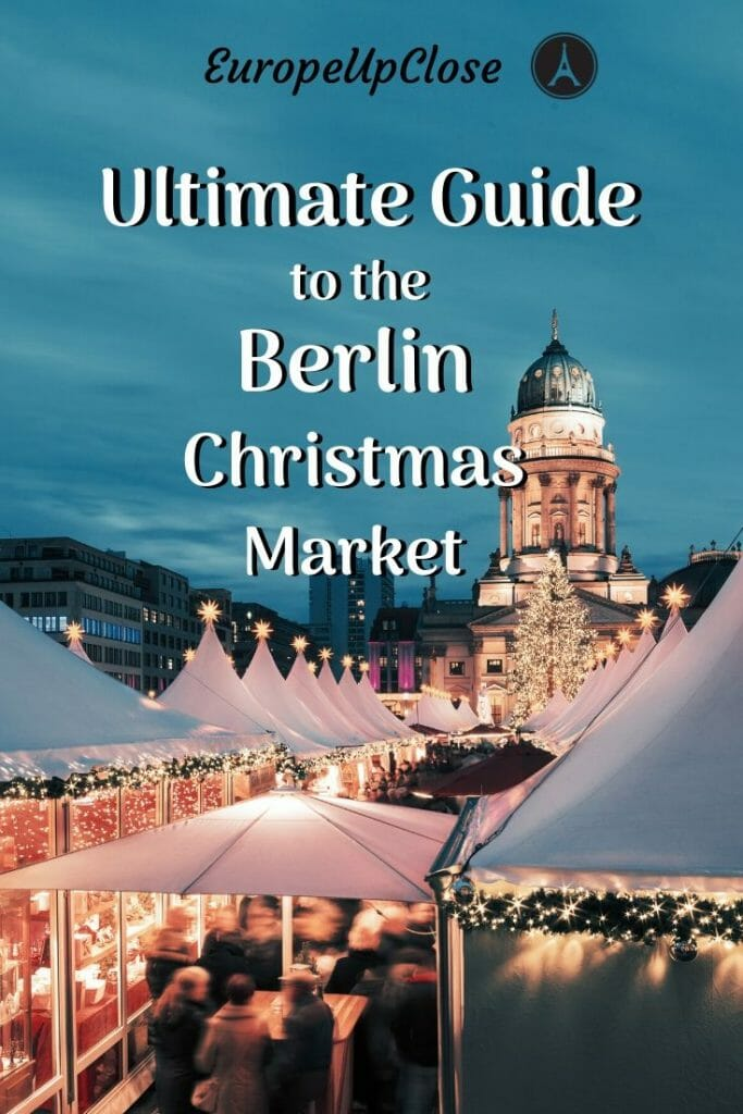 Click here to read all about the Berlin Christmas Market. Discover why Berlin is special and what it has in store for the holiday season #europetrip #europetravel #europeitinerary #traveltips #travel #germanytrip #germanytravel #luxurylifestyle #luxurytravel #berlin #berlingermany #germany #centraleurope #berlinchristmasmarket #christmasmarket #germanchristmasmarket