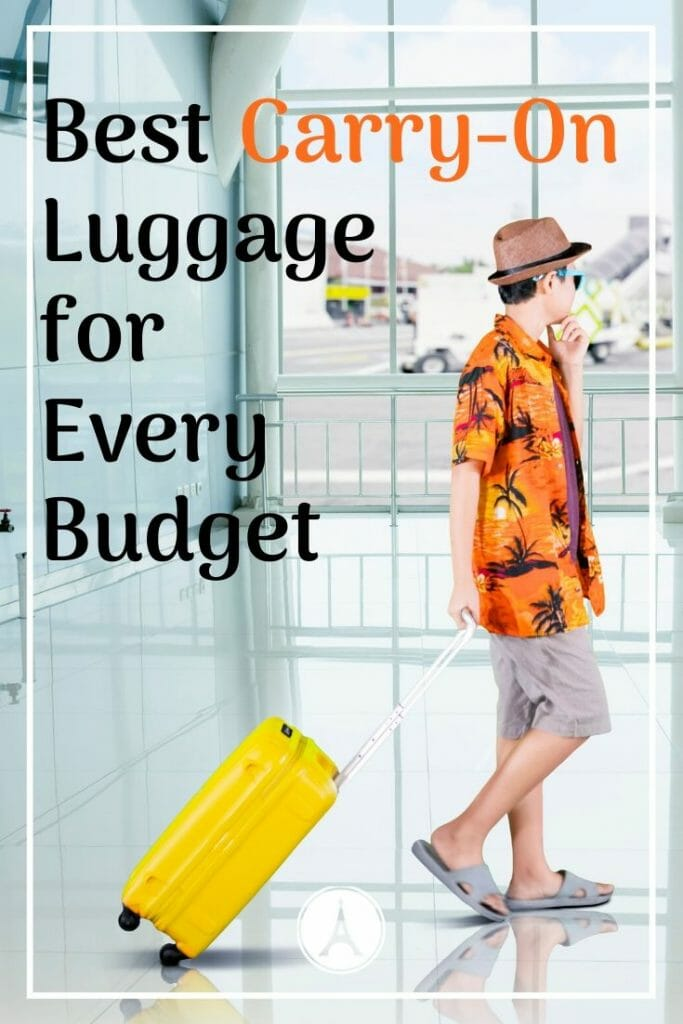 We asked a team of travel experts to share with us their recommendations for the best carry on luggage and backpacks for every budget. #europetrip #europetravel #europeitinerary #traveltips #travel #triparoundtheworld #worldtravel #luxurylifestyle #luxurytravel #carryon #carryonluggage #luggage #packingtips #moneymatters #packingtips #packing #teamcarryon #blackfridaydeals #cybermondaydeals #cheapcarryon #luggage