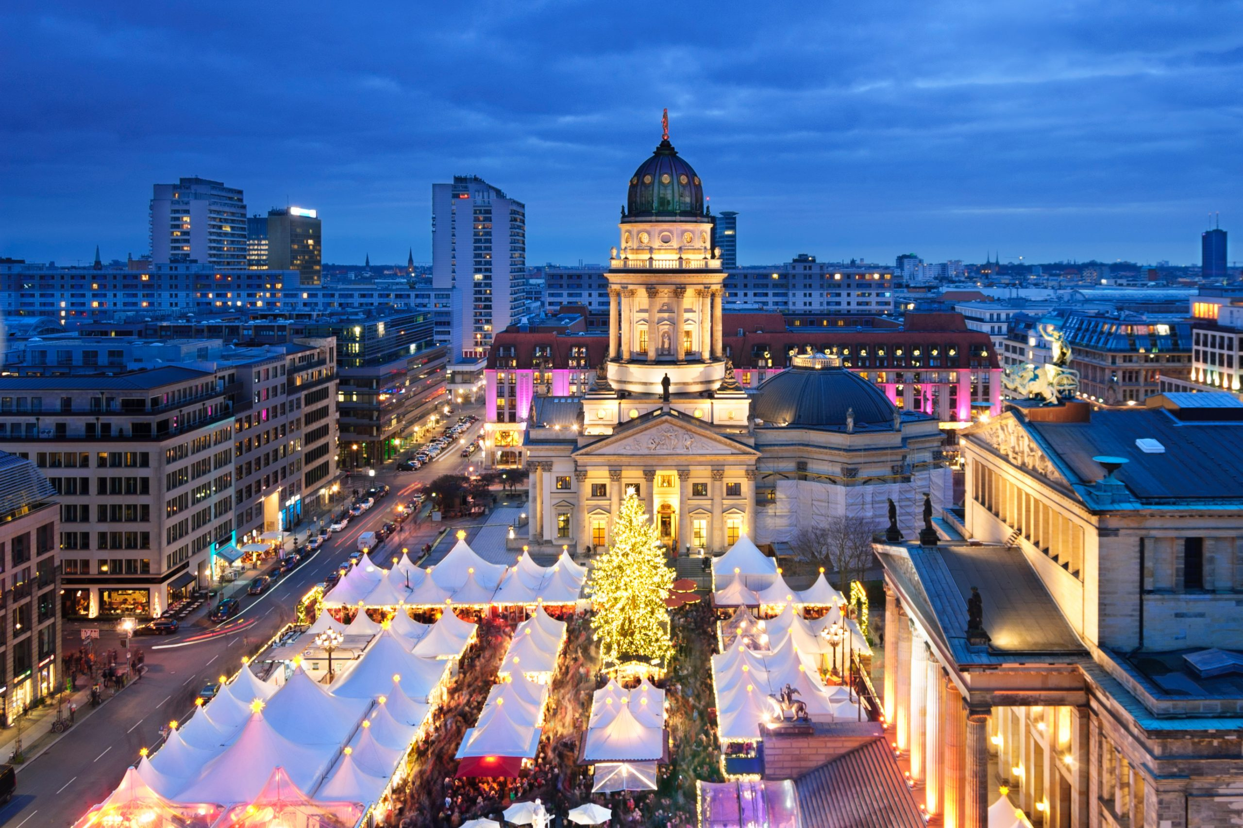 2019 Guide to the Best Berlin Christmas Markets
