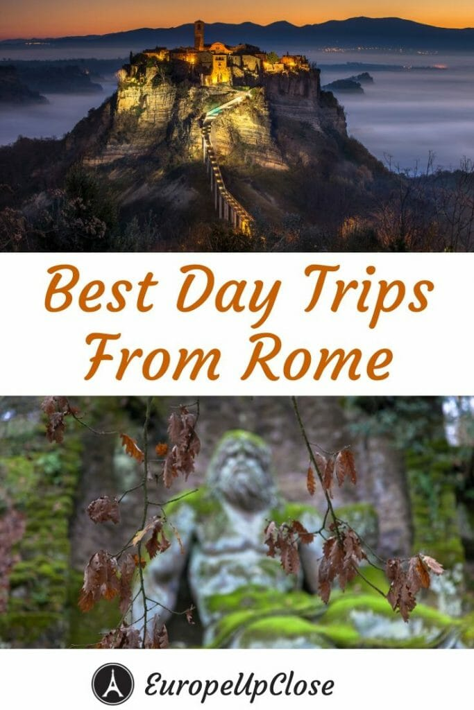 Best Day Trips From Rome - Rome Itinerary - Rome Things to Do - Italy Travel - Italy Trip - Italy Itinerary #Italy #Italian #rome #Rometrip #Italytrip #italytravel #travel #traveltips #italyitinerary #Romeitinerary #Italianvillages - Italian Villages - Italy off the beaten path #Europeupclose