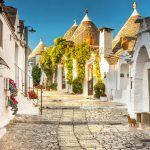 UNESCO Heritage Site: Historical Trulli of Alberobello, Italy