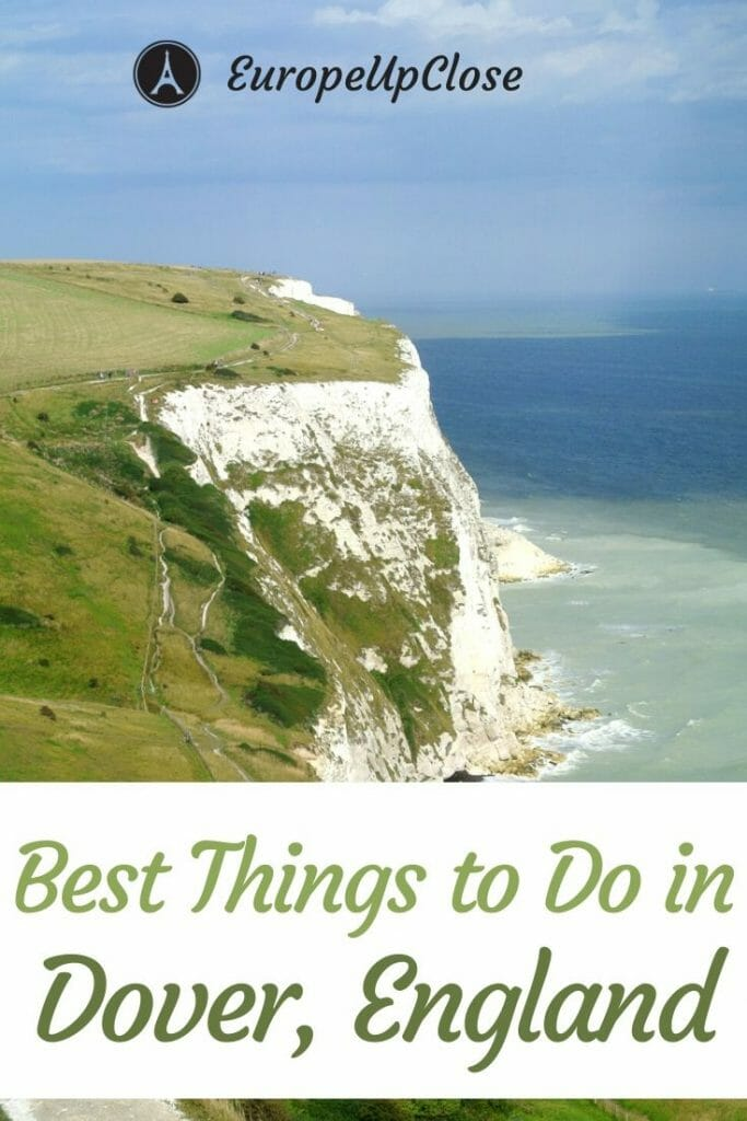 Dover is known for its beautiful white cliffs and coastline. But there are more things to do in Dover than just the cliffs. Don't miss these top Dover attractions when you plan your visit to Dover! Dover Things to Do - Dover sights - White Cliffs of Dover - Dover Castle - Dover Itinerary - Things to do in Dover England - Things to do in Kent - Dover Kent - Dover England - England Itinerary #DoverEngland #Dover #VisitEngland #UKTrip #englandtrip #traveltips #Englanditinerary #thingstodoinEngland