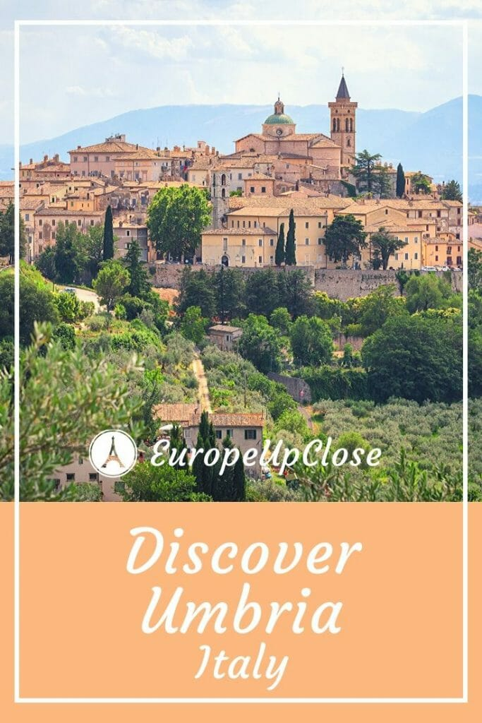 Umbria Travel Tips and Stories: Discover Umbria: This Italian region in central Italy has lots to offer and is not yet run over by tourists. Here are our Umbria Italy Travel Tips & Stories. #Umbria #Italy #Italytravel #Italytrip #Italyitinerary #CentralItaly #Europetrip #europetravel #traveltips #travelideas #offthebeatenpath #travelstories #loveitaly #italianfood #italian #europeupclose