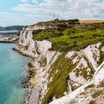 White Cliffs of Dover landscape - Cliff Walks