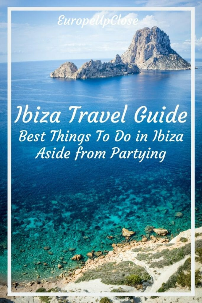 Ibiza is the party island of Europe, but there are so many other great things to do in Ibiza Spain. Read this great Ibiza guide to help your plan your Ibiza holidays - Plan Your Perfect Ibiza Trip - Ibiza Things to do in - Ibiza Spain Itinerary - Things to do in Ibiza Spain - Ibiza Travel Guide - Ibiza Travel Tips - Ibiza spain beaches - Ibiza beaches - Ibiza party - ibiza nightlife #balearicislands #ibizaguide #spaintravel #ibizatrip #ibizaparty #thingstodo #traveltips #spain #ibiza Best Things To do in Ibiza Spain