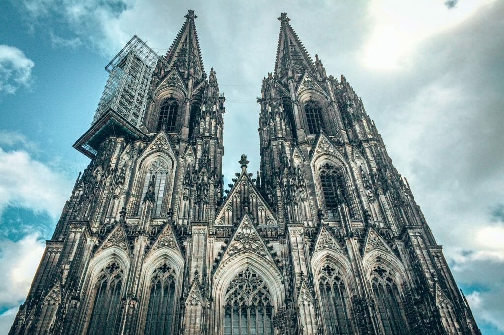 View of Cologne Cathedral