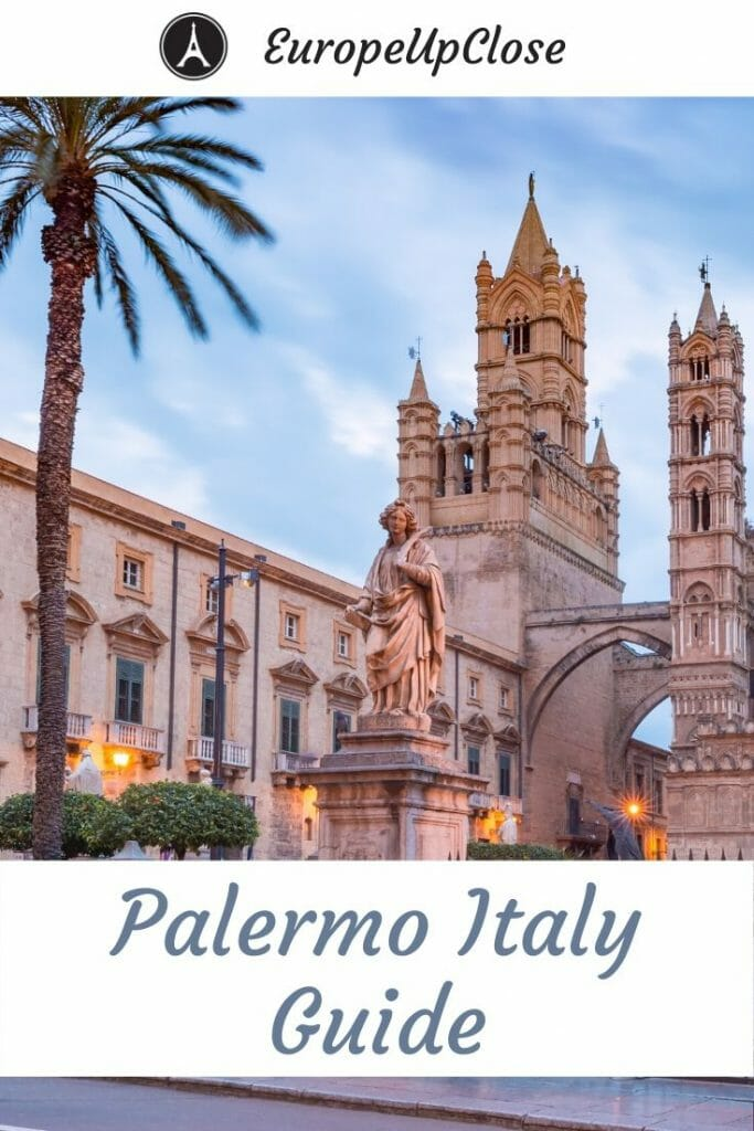 Palermo, Italy Guide - Visit the Capital of Sicily - Palermo Sicily - Palermo Things to Do - Palermo Sights - Palermo Travel Guide - Italy Travel - Southern Italy - Sicilian #Travel #Italytravel #Italy #sicily #Palermo #italytrip #Italiano #Italien