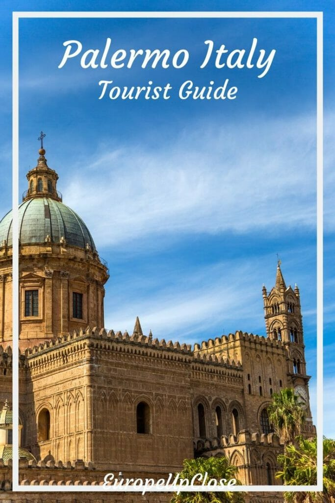 Palermo, Italy Travel Guide - Visit the Capital of Sicily - Palermo Sicily - Palermo Things to Do - Palermo Sights - Palermo Travel Guide - Italy Travel - Southern Italy - Sicilian #Travel #Italytravel #Italy #sicily #Palermo #italytrip #Italiano #Italien