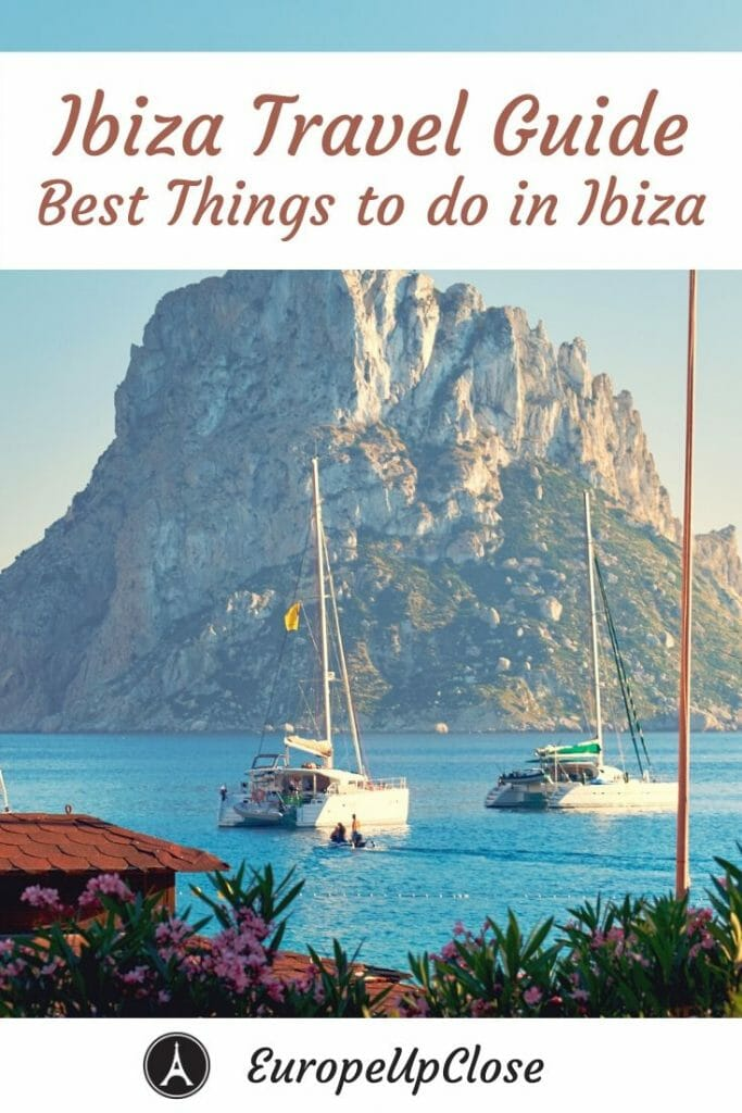 Top Things To Do in Ibiza SpainIbiza is the party island of Europe, but there are so many other great things to do in Ibiza Spain. Read this great Ibiza guide to help your plan your Ibiza holidays - Plan Your Perfect Ibiza Trip - Ibiza Things to do in - Ibiza Spain Itinerary - Things to do in Ibiza Spain - Ibiza Travel Guide - Ibiza Travel Tips - Ibiza spain beaches - Ibiza beaches - Ibiza party - ibiza nightlife #balearicislands #ibizaguide #spaintravel #ibizatrip #ibizaparty #thingstodo #traveltips #spain #ibiza