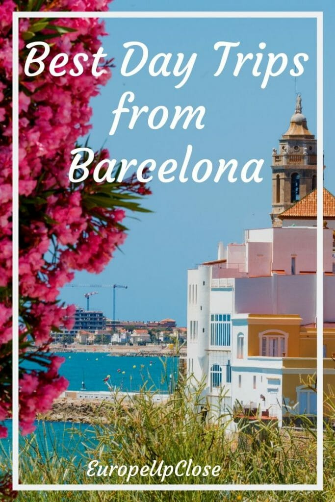 When you visit Barcelona, you should add in a few extra days to explore the surrounding areas and do a few day trips from Barcelona. Barcelona Day Trip - Day trips from Barcelona - Barcelona Things to do - Barcelona Itinerary - Barcelona Travel Tips - Barcelona Spain - Barcelona Day trips #Barcelona #Spain #visitspain #spaintrip #barcelonatrip #Weekendgetaway #Weekendtrip #traveltips