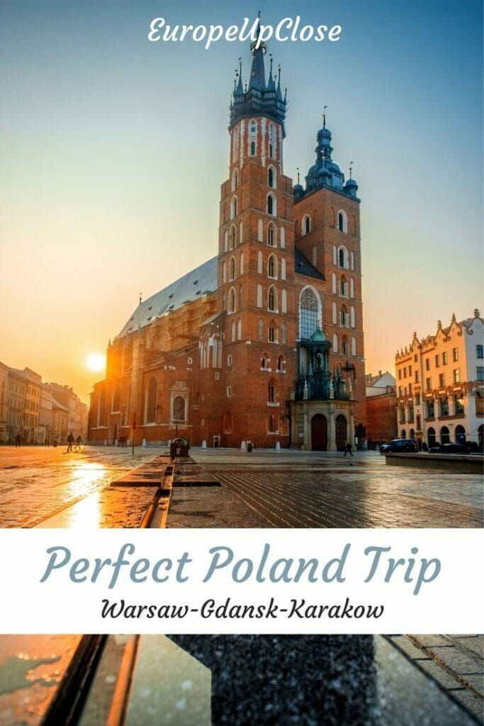 Looking for a Poland itinerary and tips to plan your Poland trip? You have come to the right place. Here are the best places to see in Poland. Things to do in Poland - What to see in Poland - Poland cities - Cities in Poland - Poland Trip - Trip To Poland - Where to go in Poland - What to do in Poland - Poland Travel Tips - Warsaw Itinerary - Things To do in Warsaw - Krakow Itinerary - Things To do in Krakow - Gdansk Itinerary - Things To do in Gdansk - How long to stay in Poland