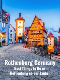 If you love the idea of exploring a fairy tale town in the heart of Germany, here are the top things to do in Rothenburg ob der Tauber that you need to add to your itinerary. Rothenburg Germany - Germany trip - Germany itinerary - Romantic Road - Most picturesque town in Germany - German fairytale town - German Christmas Town - Medieval town Germany - Halftimbered houses Germany - Medival village Germany - Things to do in Germany - Places to visit in Germany - Best Germany itinerary